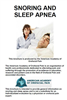 Snoring & Sleep Apnea Brochure - click to view details